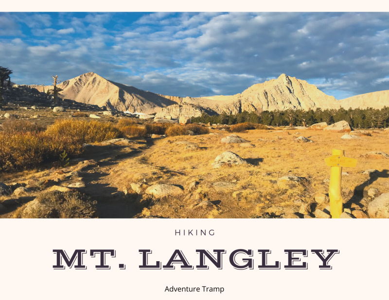 Hiking Mt. Langley